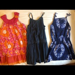 Bundle of dress for girls size 4T
